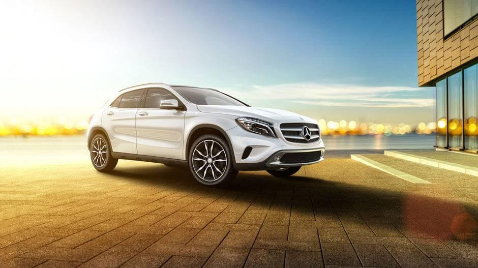 2017 Mercedes-Benz GLA 4