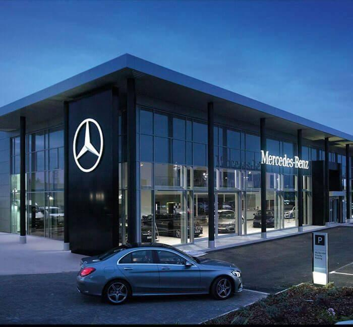 Luxury Cars Of Charleston >> Mercedes Benz Of Charleston New Pre Owned Luxury Dealer