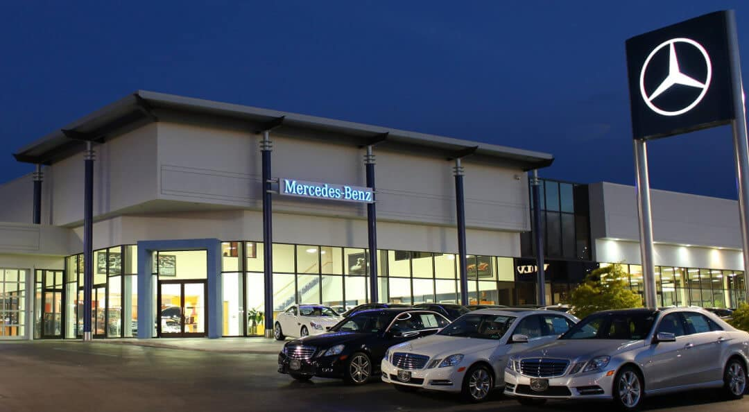 Rely On Mercedes Benz Of Charleston For Your Luxury Vehicle Needs