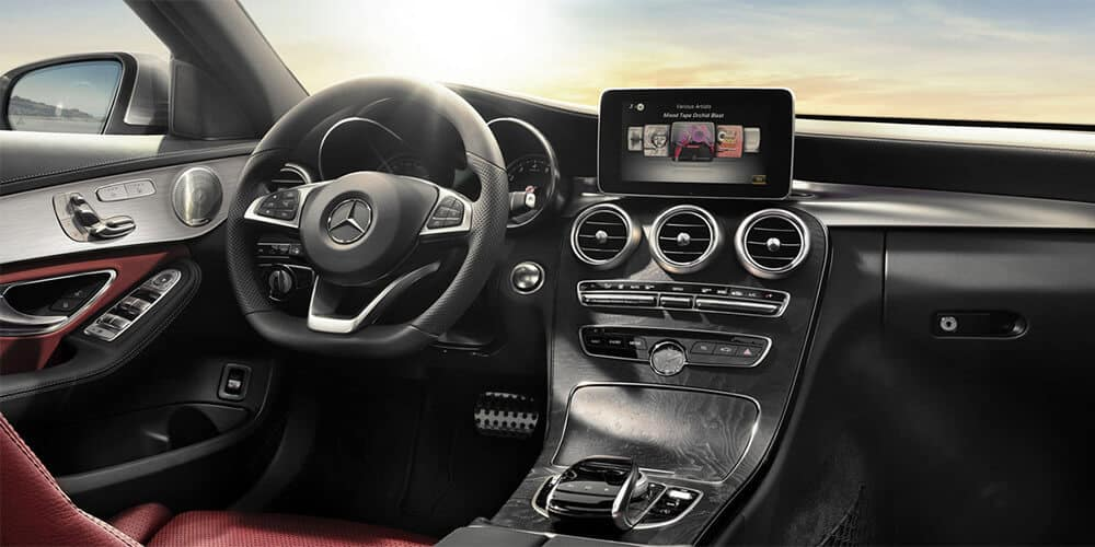 2018 Mercedes-Benz C Class Interior