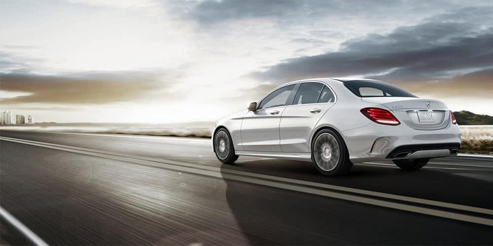 2018 Mercedes-Benz C Class Exterior Style