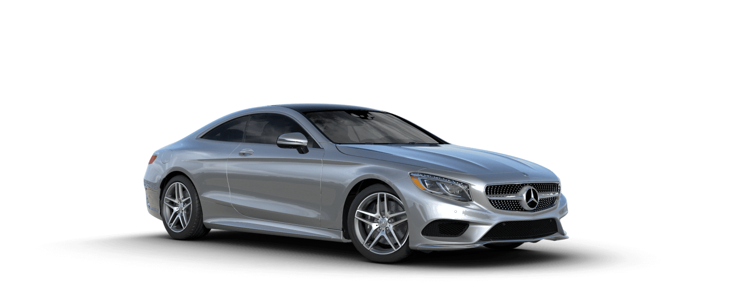S 550 4MATIC® Coupe