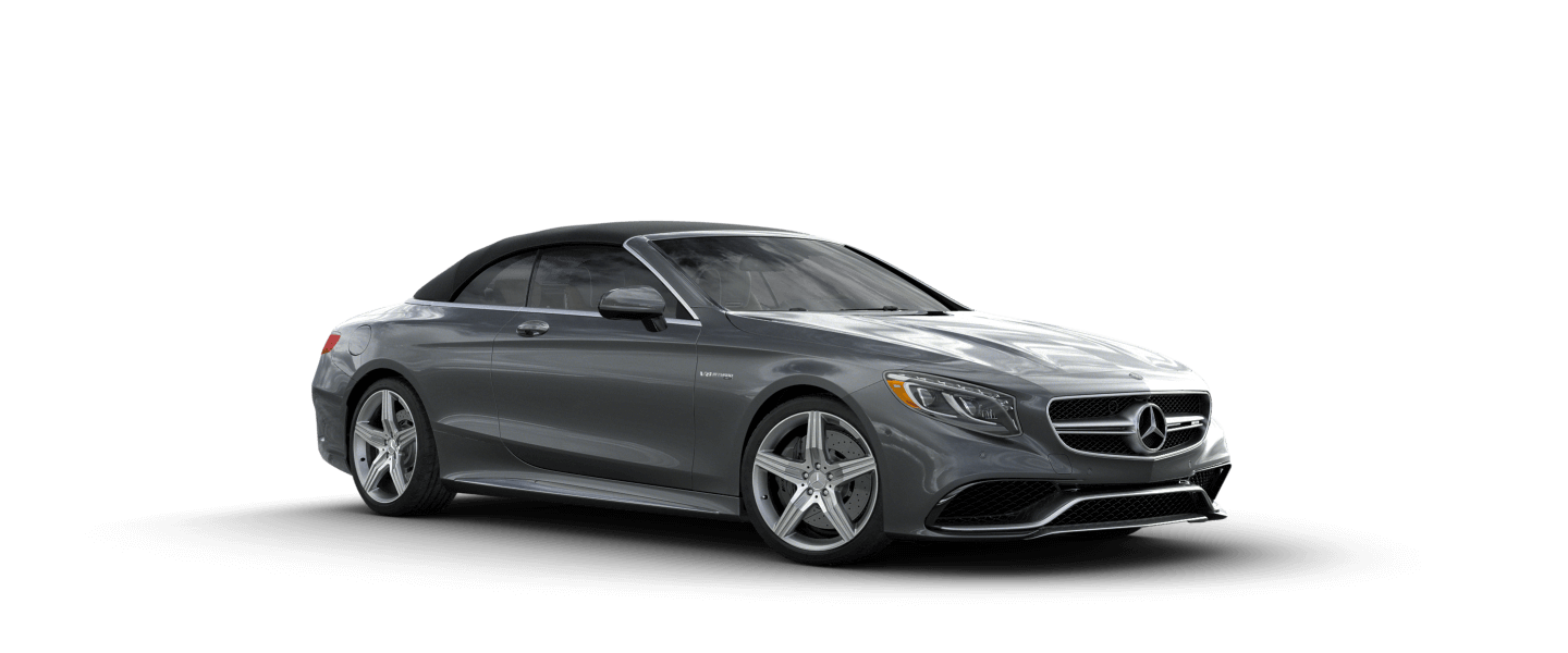 AMG® S 63 Cabriolet