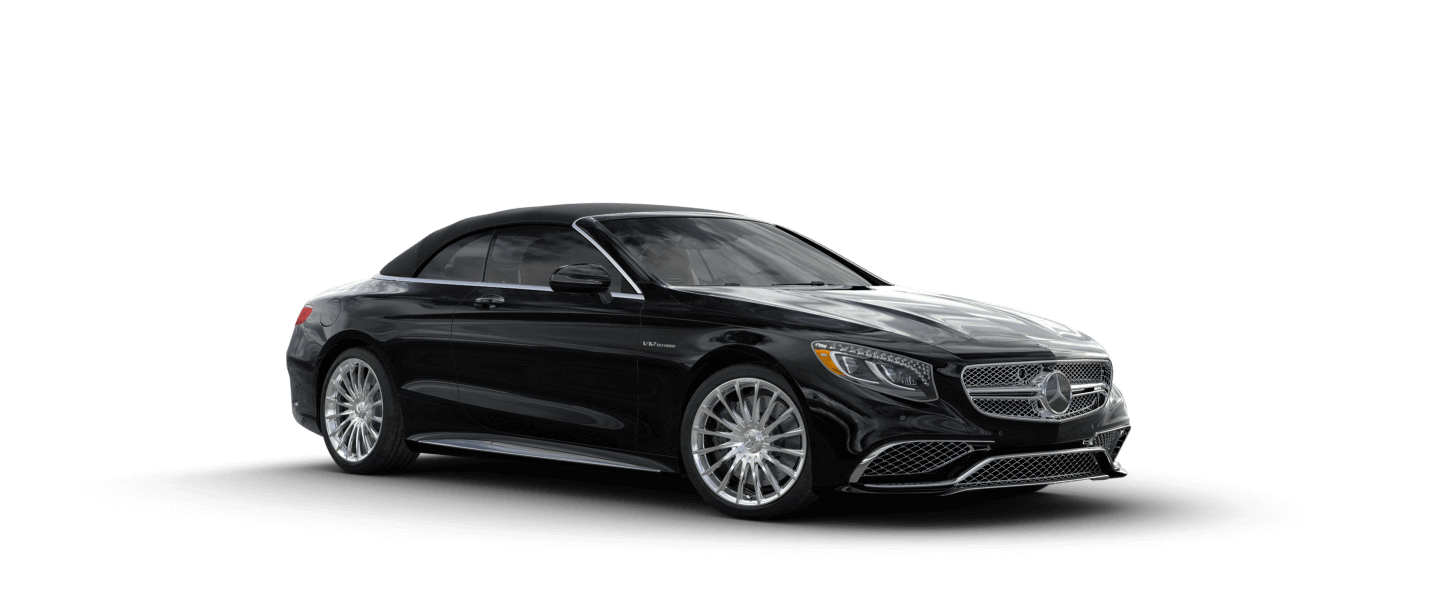 AMG® S 65 Cabriolet