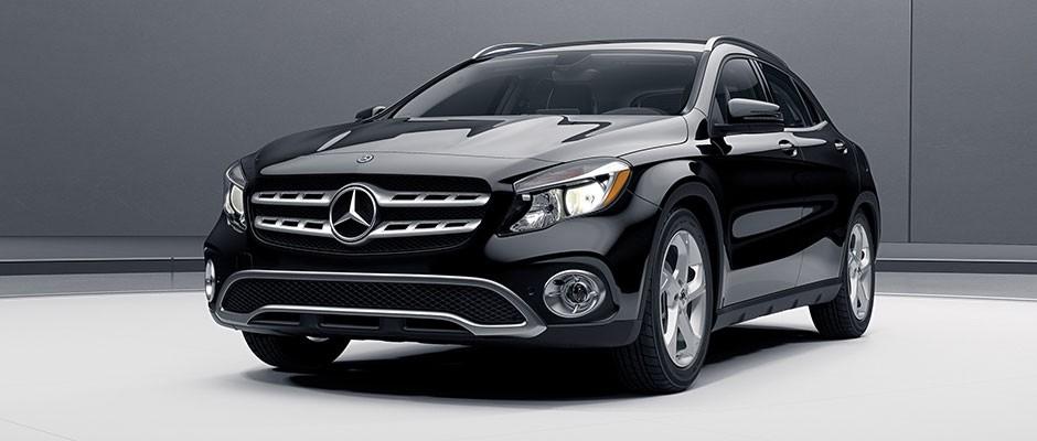 2018 Mercedes-Benz GLA 250 Exterior