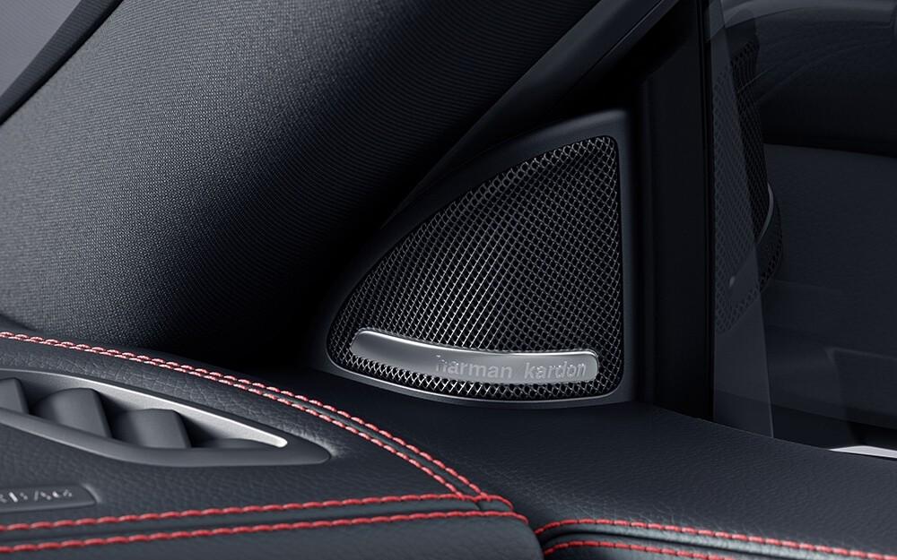 2018 Mercedes-Benz AMG CLA 45 Interior Speaker