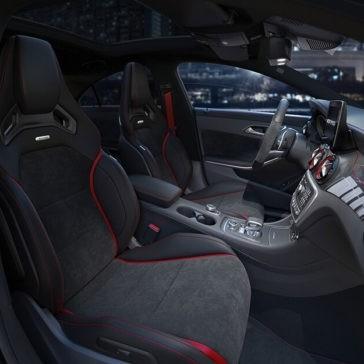 2018 Mercedes-Benz AMG CLA 45 Interior
