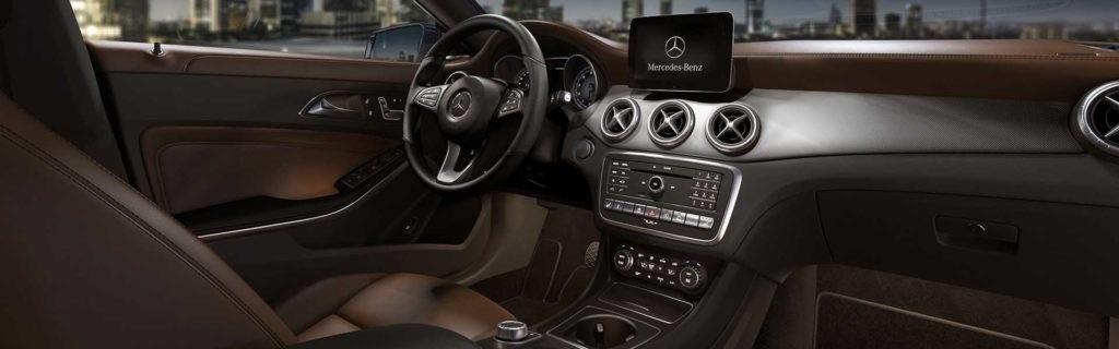 2018 Mercedes-Benz CLA Interior
