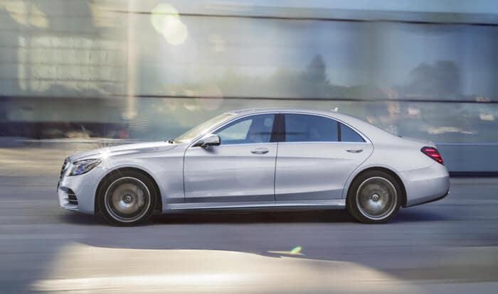 2018 Mercedes-Benz S-Class profile