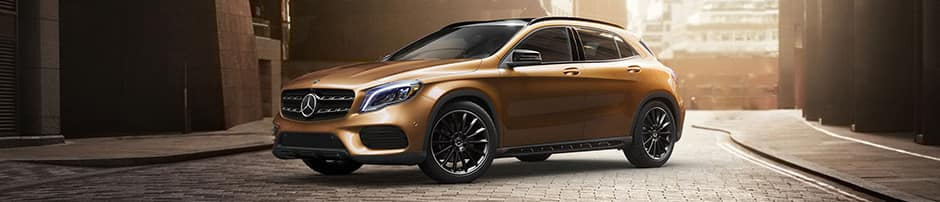 2018 MB GLA 250 Exterior Gallery cropped
