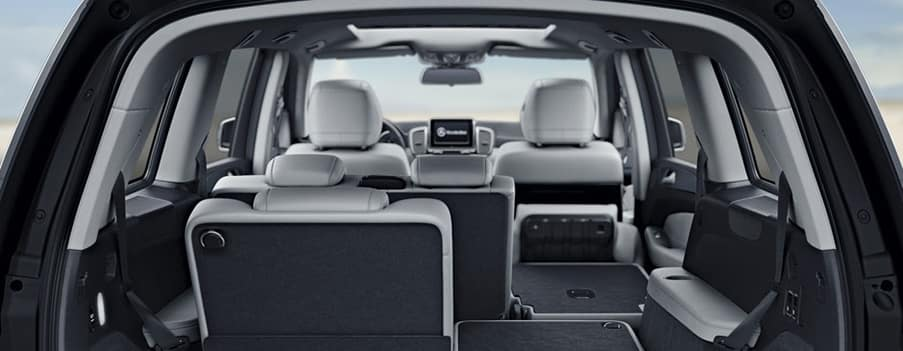 Mercedes-Benz SUV Seats Seven