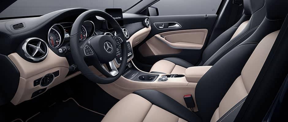 2018 Mercedes-Benz GLA Interior