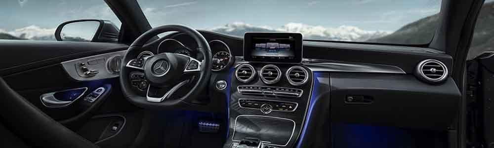 2018 Mercedes-Benz C-Class Coupe Command