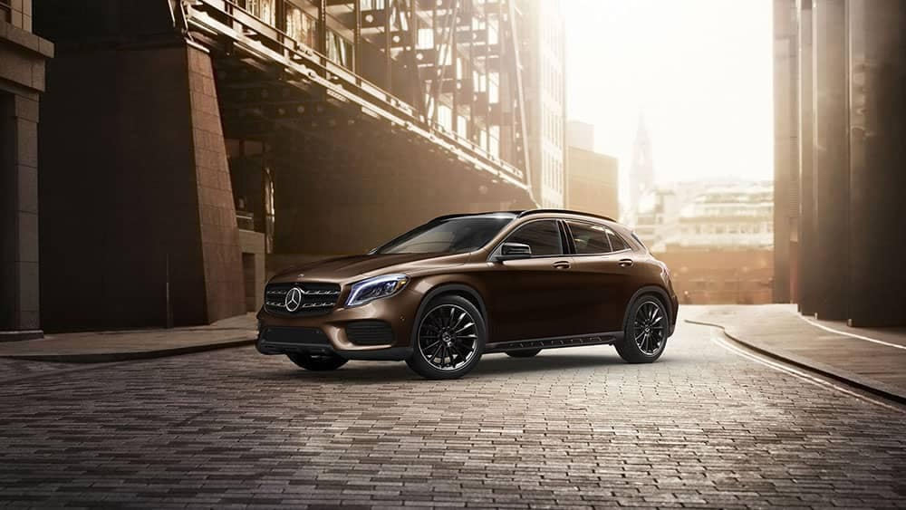 2019 Mercedes-Benz In The City