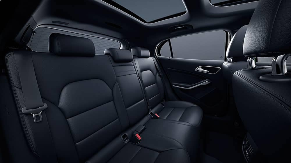 2019 Mercedes-Benz Back Seat