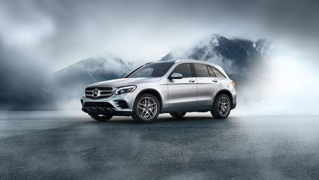 2019/2020 Mercedes-Benz GLC 300 SUV 4MATIC®