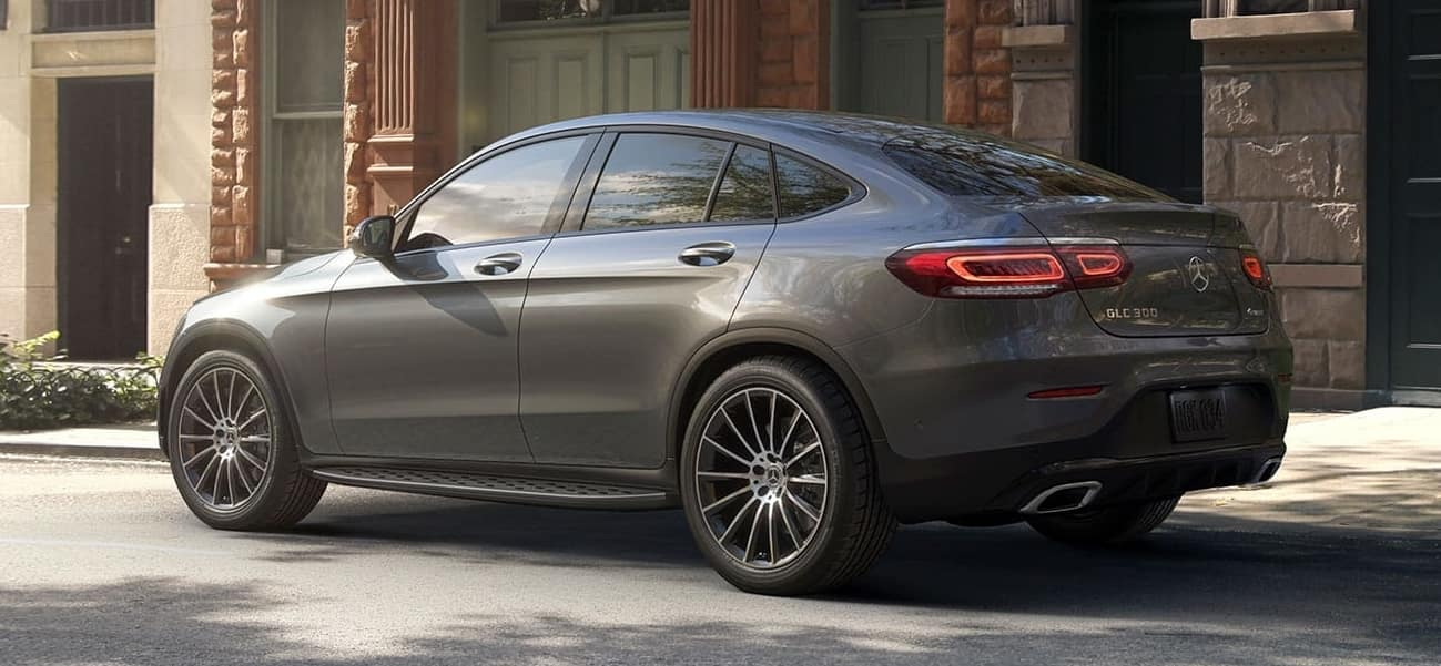 2020 GLC COUPE DR