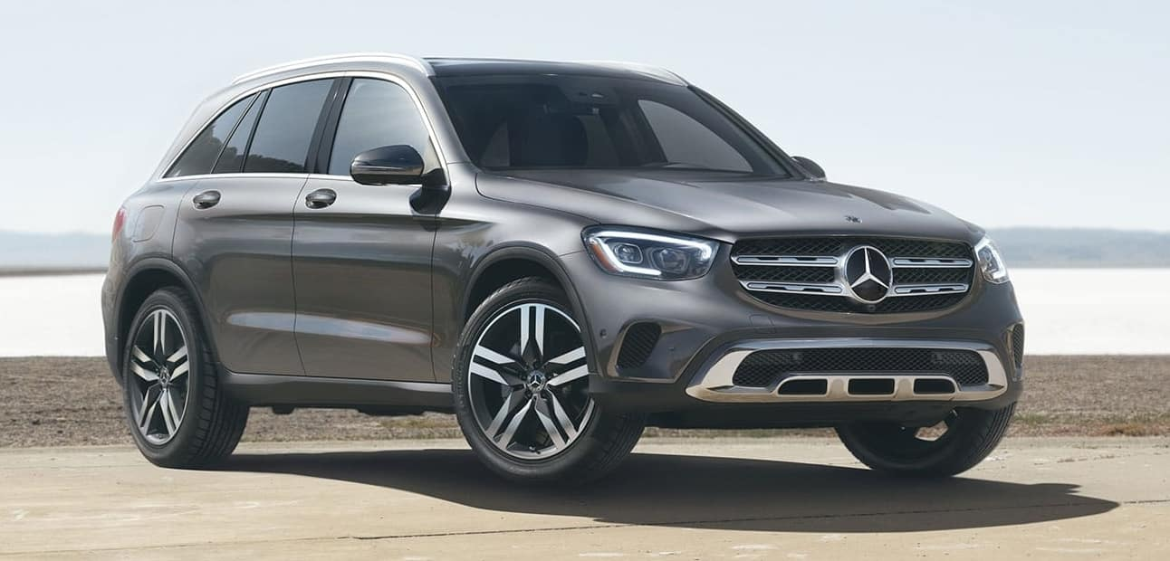 2020 GLC SUV HERO DR