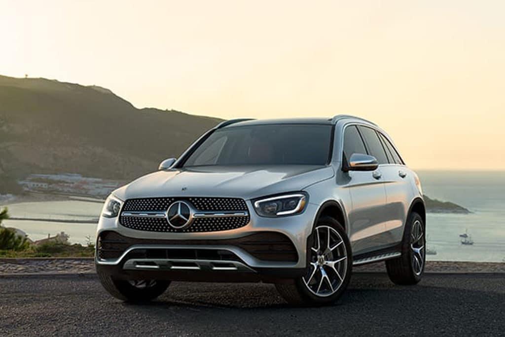 2021 Mercedes-Benz GLC 300 4MATIC®