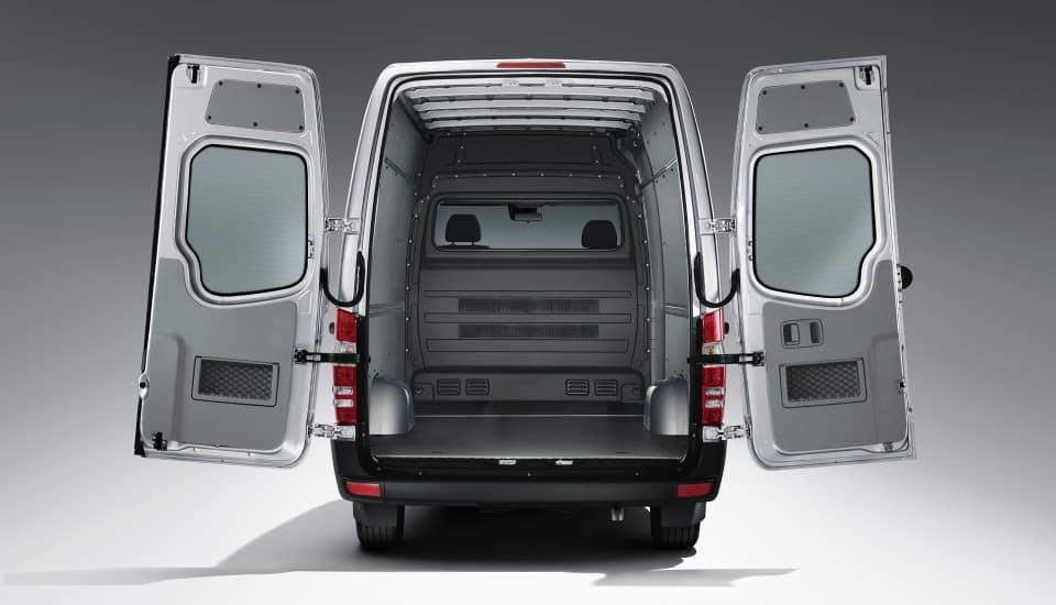 2017 Sprinter Cargo Van Open