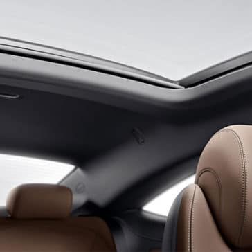 2018 Mercedes-Benz C-Class Sunroof