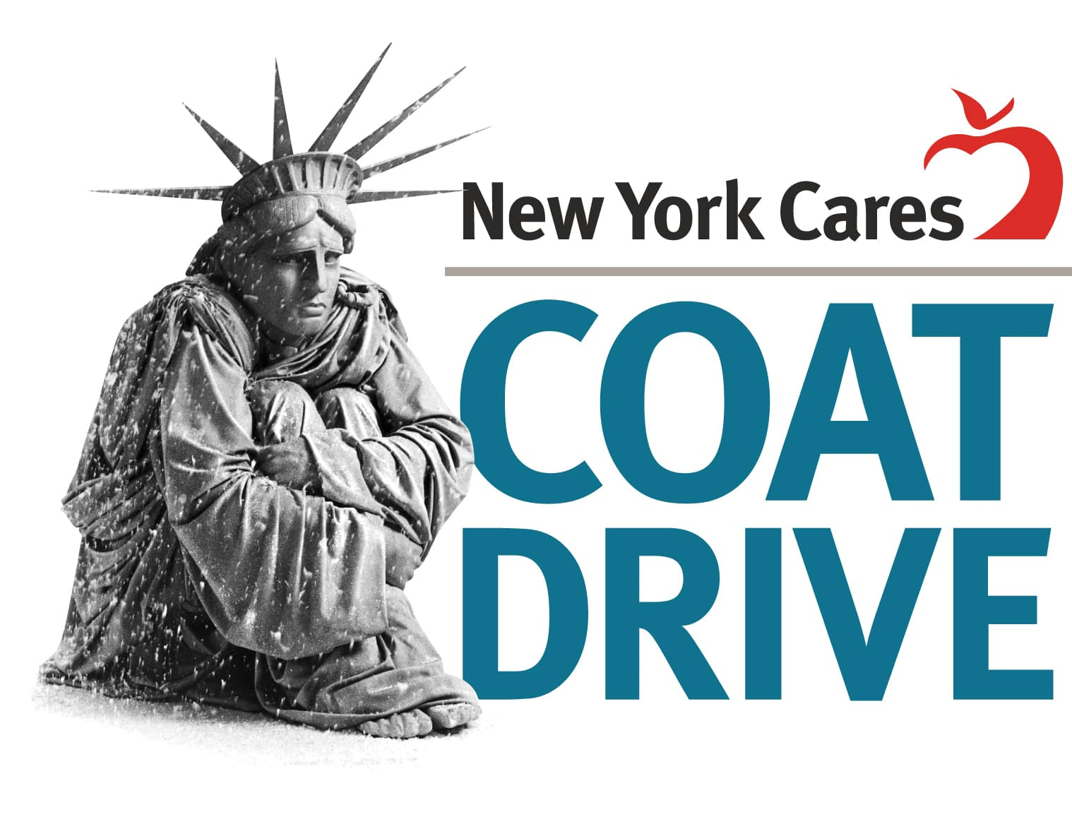 Image result for new york cares coat drive