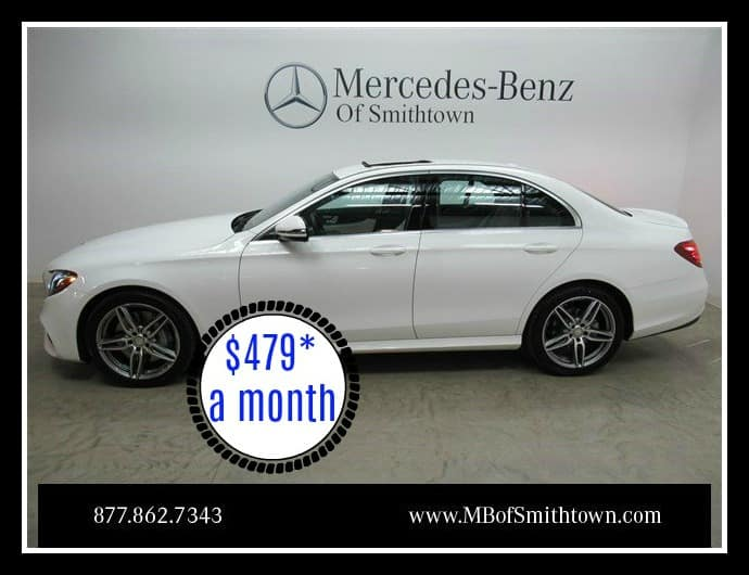 Loaner lease specials mercedes benz of smithtown for Mercedes benz loyalty program
