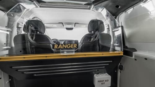Sprinter Ranger Interior