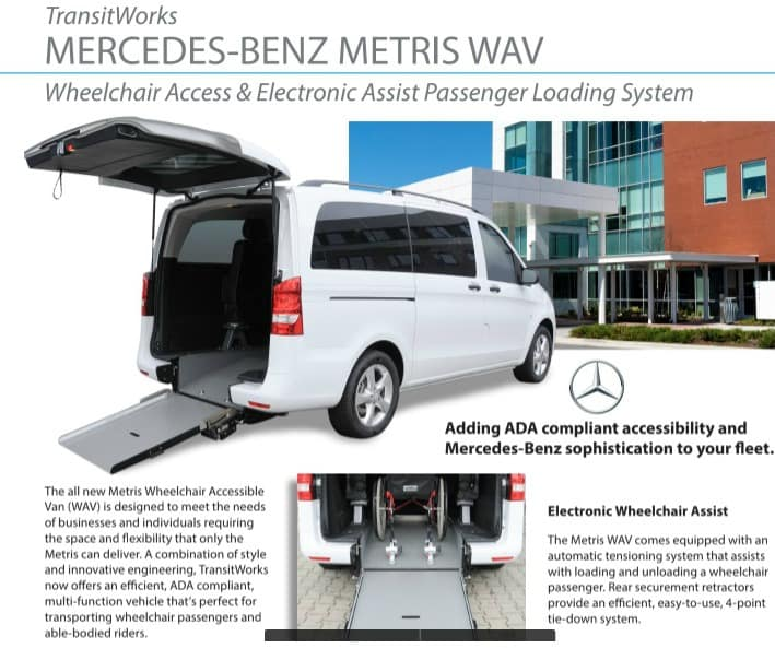 Mercedes-Benz Metirs