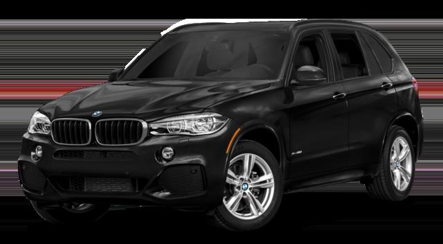 2018 BMW X5 Black