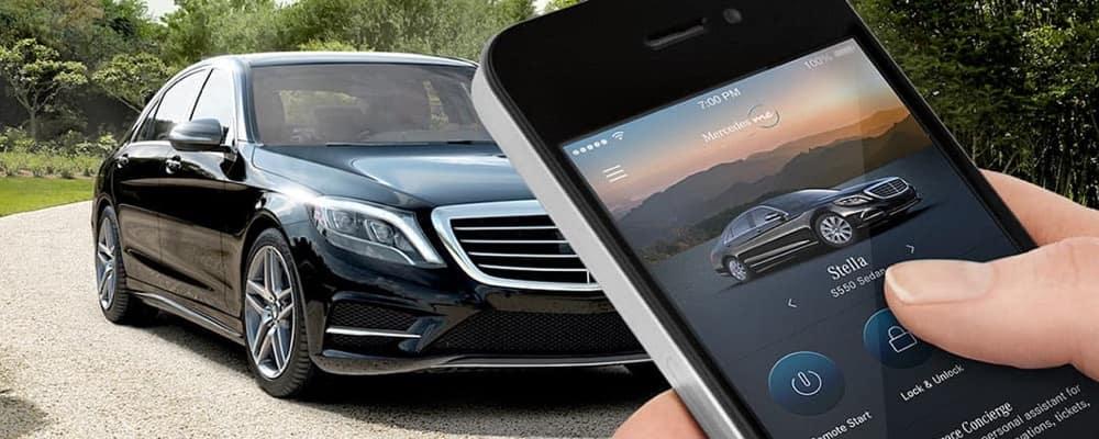 Mercedes-Benz mbrace