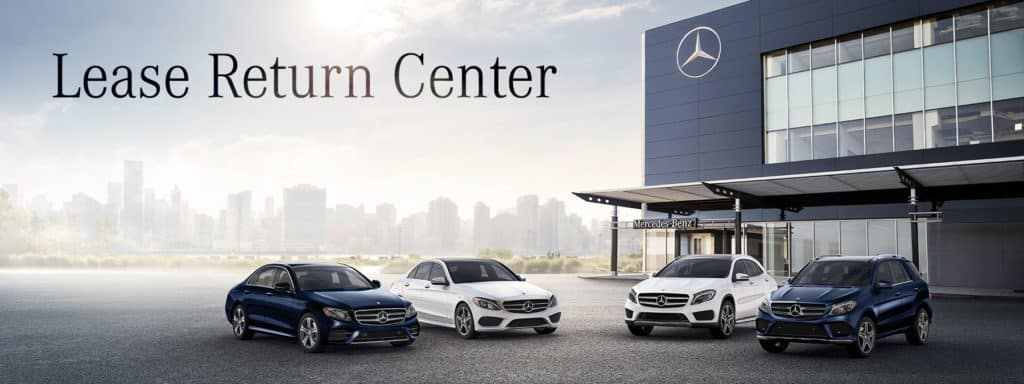 Mercedes Benz Lease >> Lease Return Center Mercedes Benz Of Smithtown