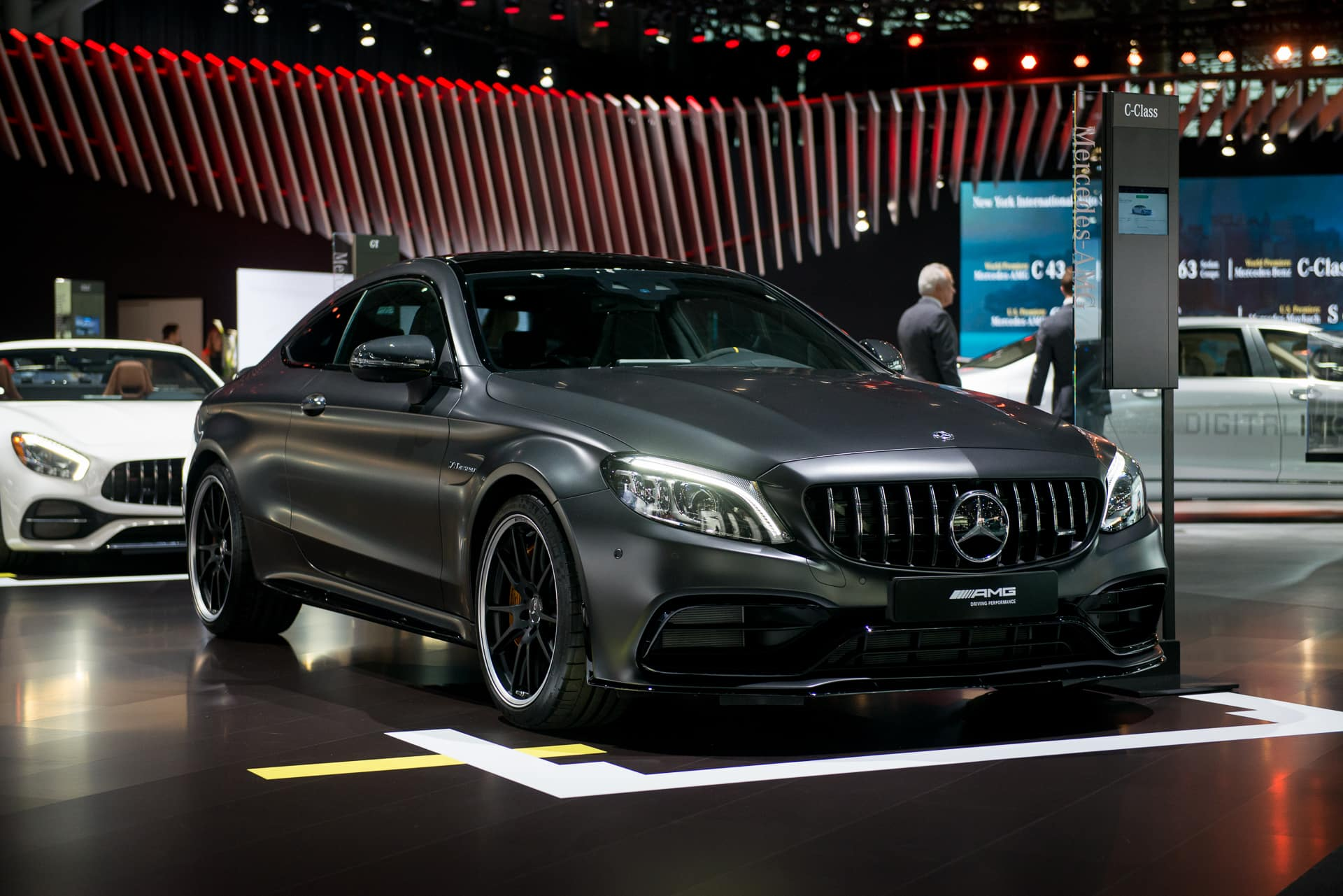 International Auto Show >> Ny International Auto Show Mercedes Benz Of Smithtown