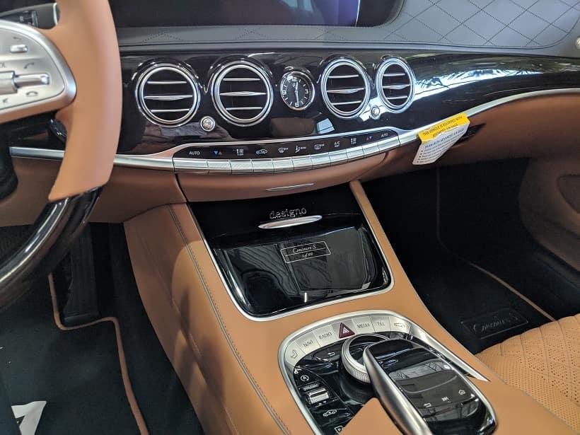 Mercedes-Benz S 560 4MATIC | Mercedes-Benz of Smithtown