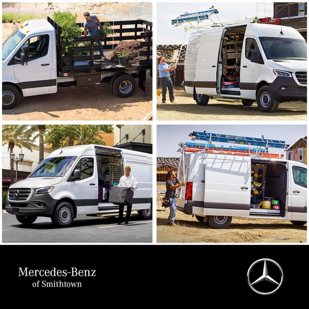 New Mercedes-Benz Sprinter Van | Commercial Vans | 21 in Stock