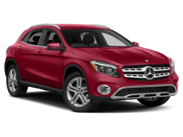 2019 Benz GLA