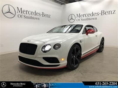 Pre-Owned 2017 Bentley Continental GT V8 S AWD