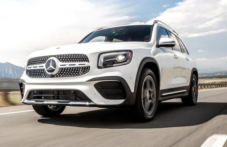 The All New 2020 Mercedes Benz Glb The Suv Designed For Every Trip Mercedes Benz Of Smithtown