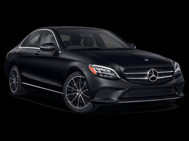2020 Mercedes Benz C-Class