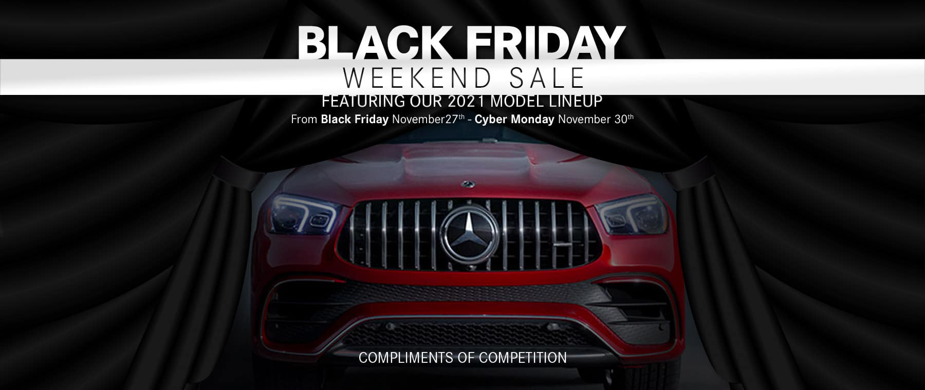 Black Friday RSVP Page | Mercedes-Benz of Smithtown