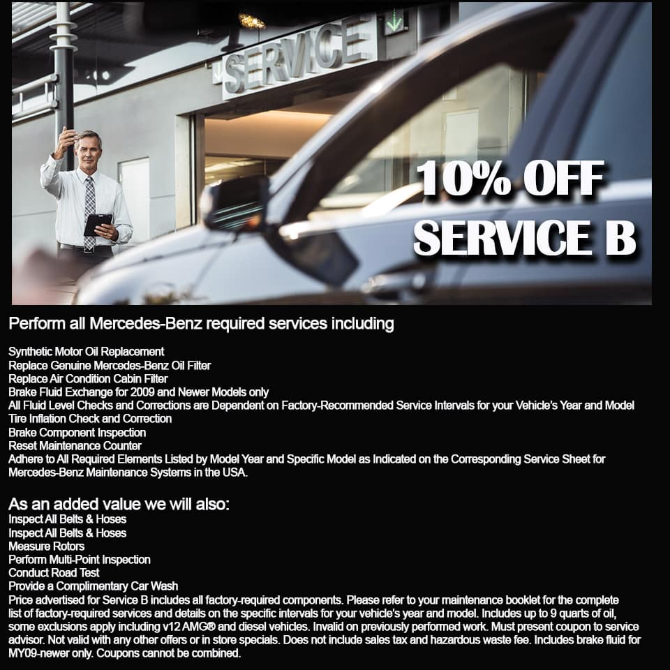 Mercedes-Benz - Luxury Cars | The Woodlands Service Center