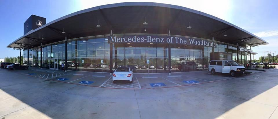 Mercedes-Benz of The Woodlands Open for Business