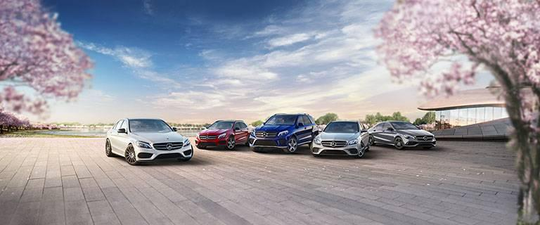 2017 Spring Special Offers Mercedes-Benz