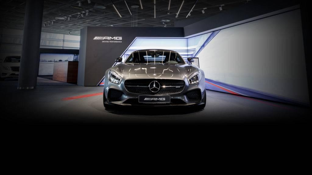 High-Performance AMG Line
