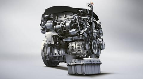 4-Cylinder Turbocharged Diesel Engine sprinter