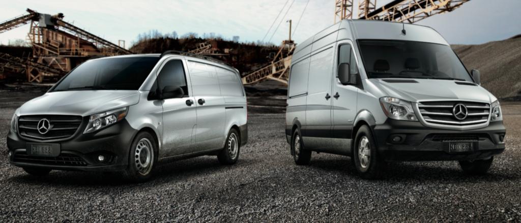 Sprinter Van or Metris?