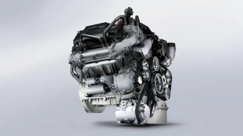 6 Cylinder Turbocharged Diesel Engine Sprinter