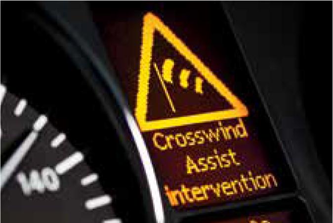 Crosswind Assist