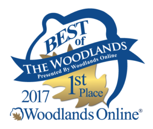 Best of The Woodlands 1st Place