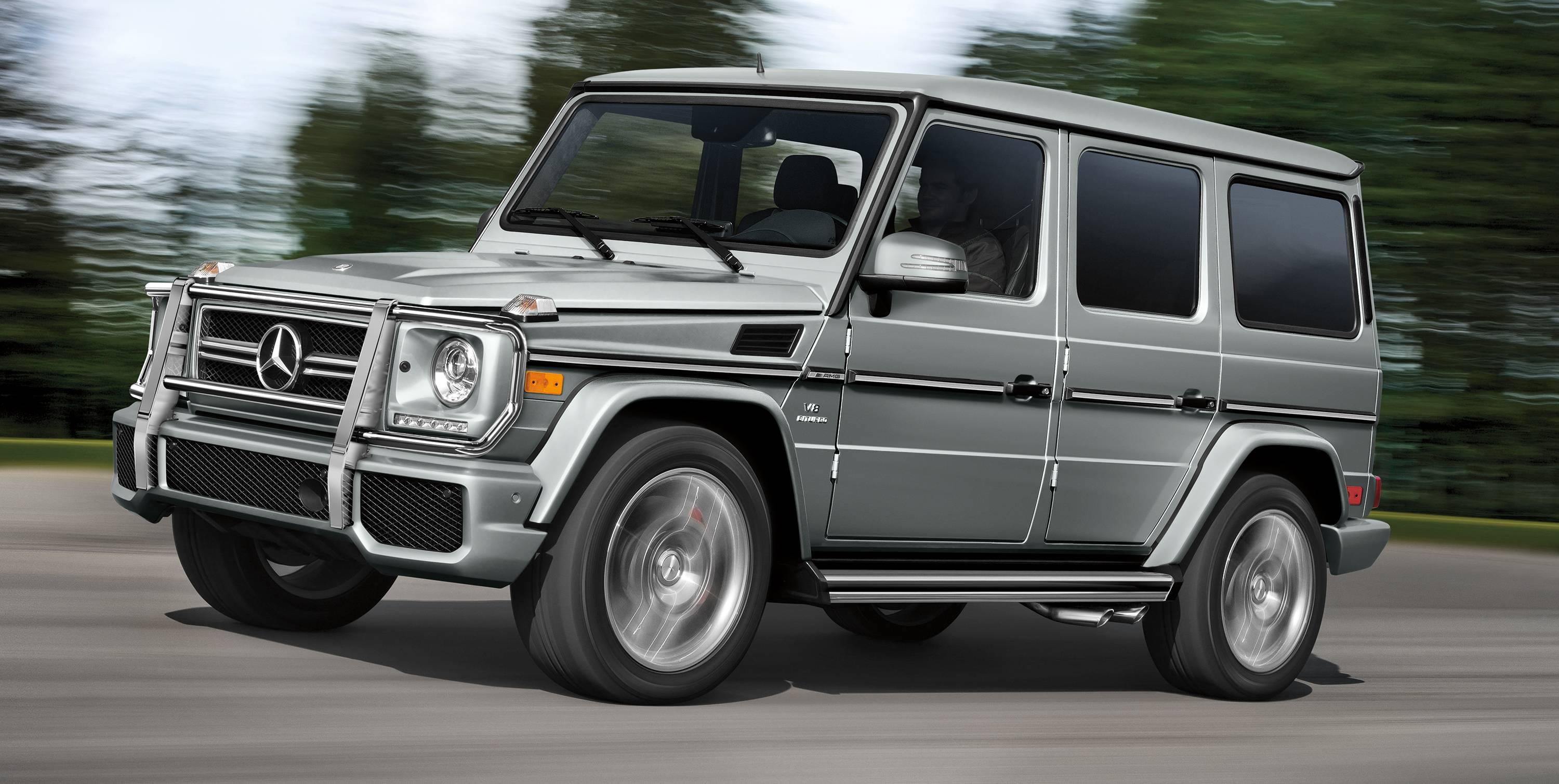 Is mercedes benz bringing the g500 4x4 squared stateside for Mercedes benz of the woodlands